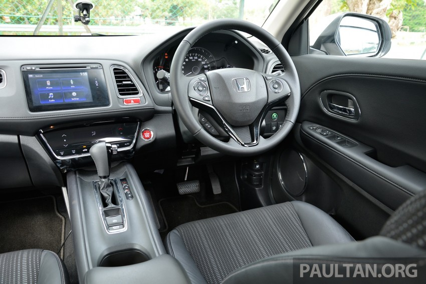 DRIVEN: Honda HR-V punches above its weight Image #346947