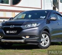 Honda HR-V Drive Langkawi 4