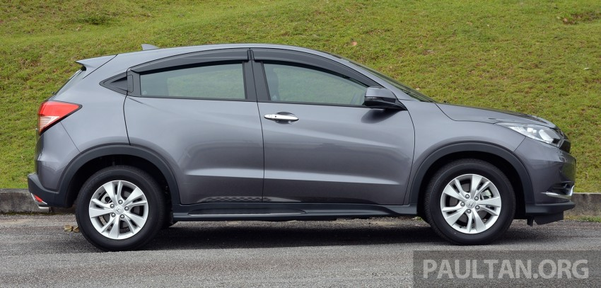 DRIVEN: Honda HR-V punches above its weight Image #346959