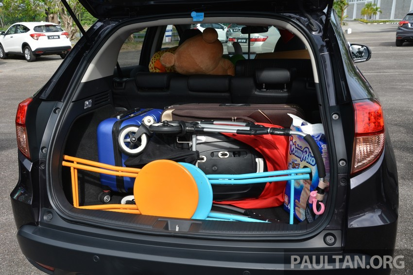 DRIVEN: Honda HR-V punches above its weight Image #346971
