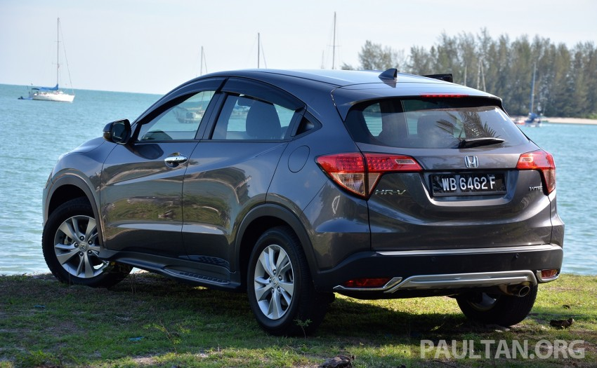 DRIVEN: Honda HR-V punches above its weight Image #346923