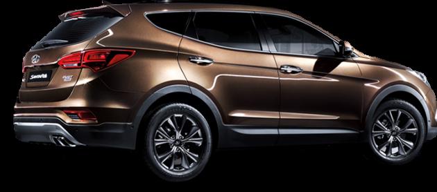 Hyundai Santa Fe facelift-20