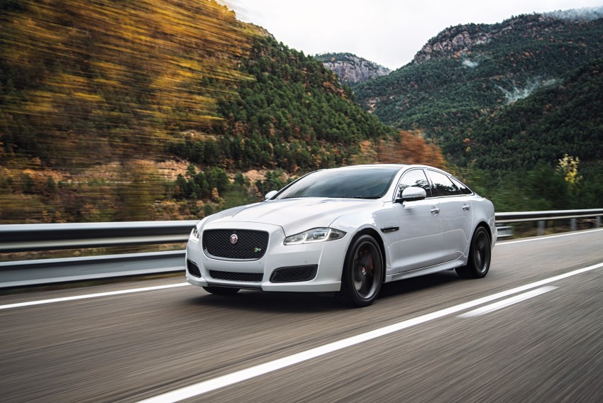 2016 Jaguar XJ facelift debuts with new looks and tech Image #391252
