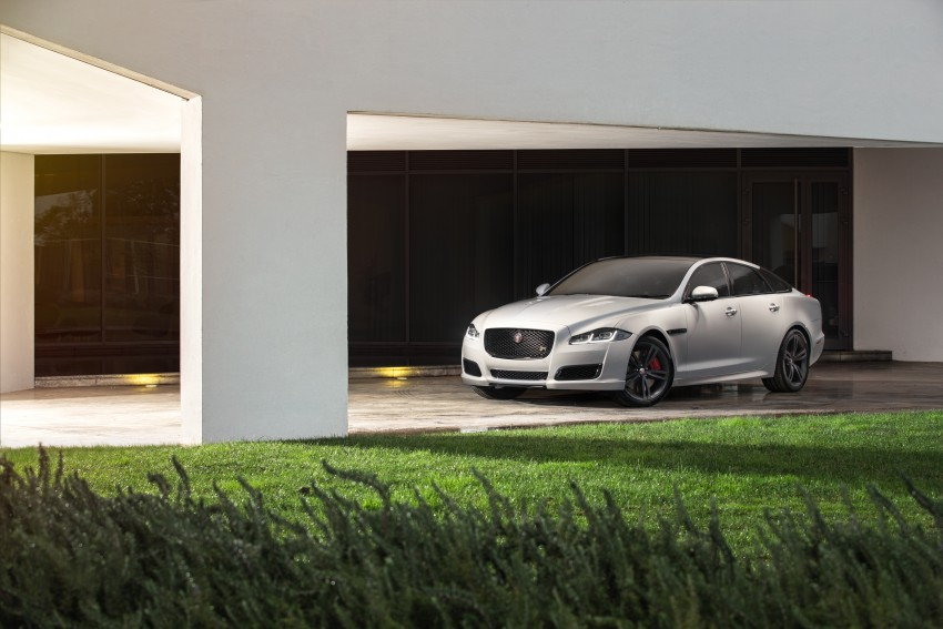 2016 Jaguar XJ facelift debuts with new looks and tech Image #391217