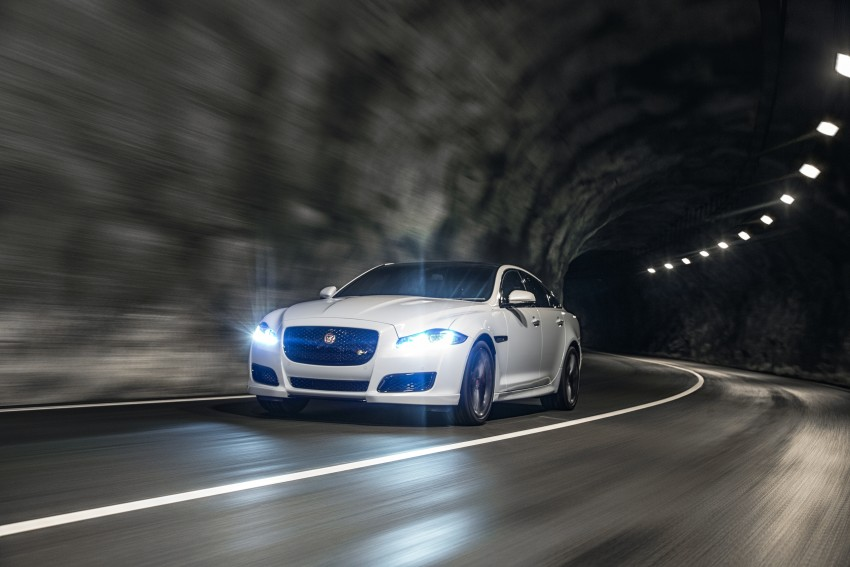 2016 Jaguar XJ facelift debuts with new looks and tech Image #391221