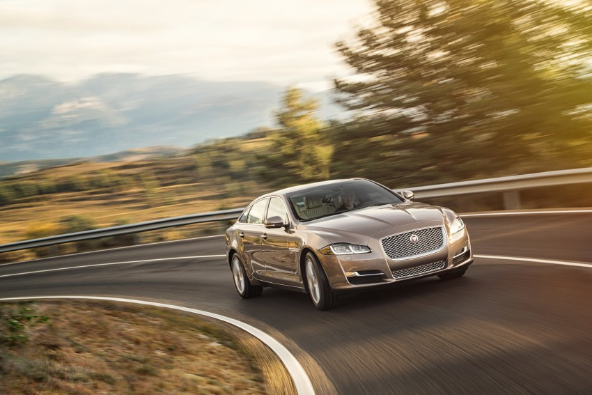 2016 Jaguar XJ facelift debuts with new looks and tech Image #391212