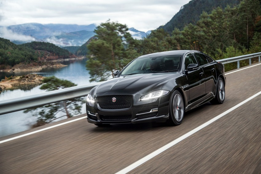 2016 Jaguar XJ facelift debuts with new looks and tech Image #391201