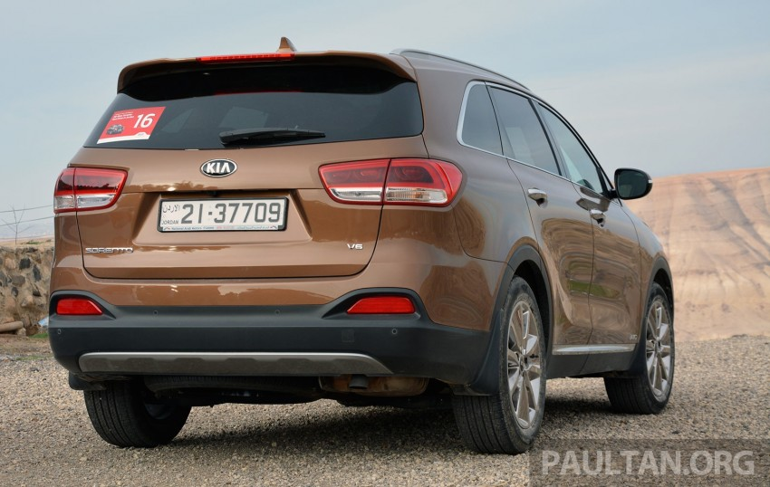 DRIVEN: New Kia Sorento – it's biggest, but the best? Image #349454