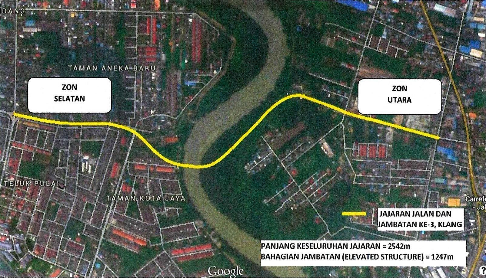 Klang third bridge 1