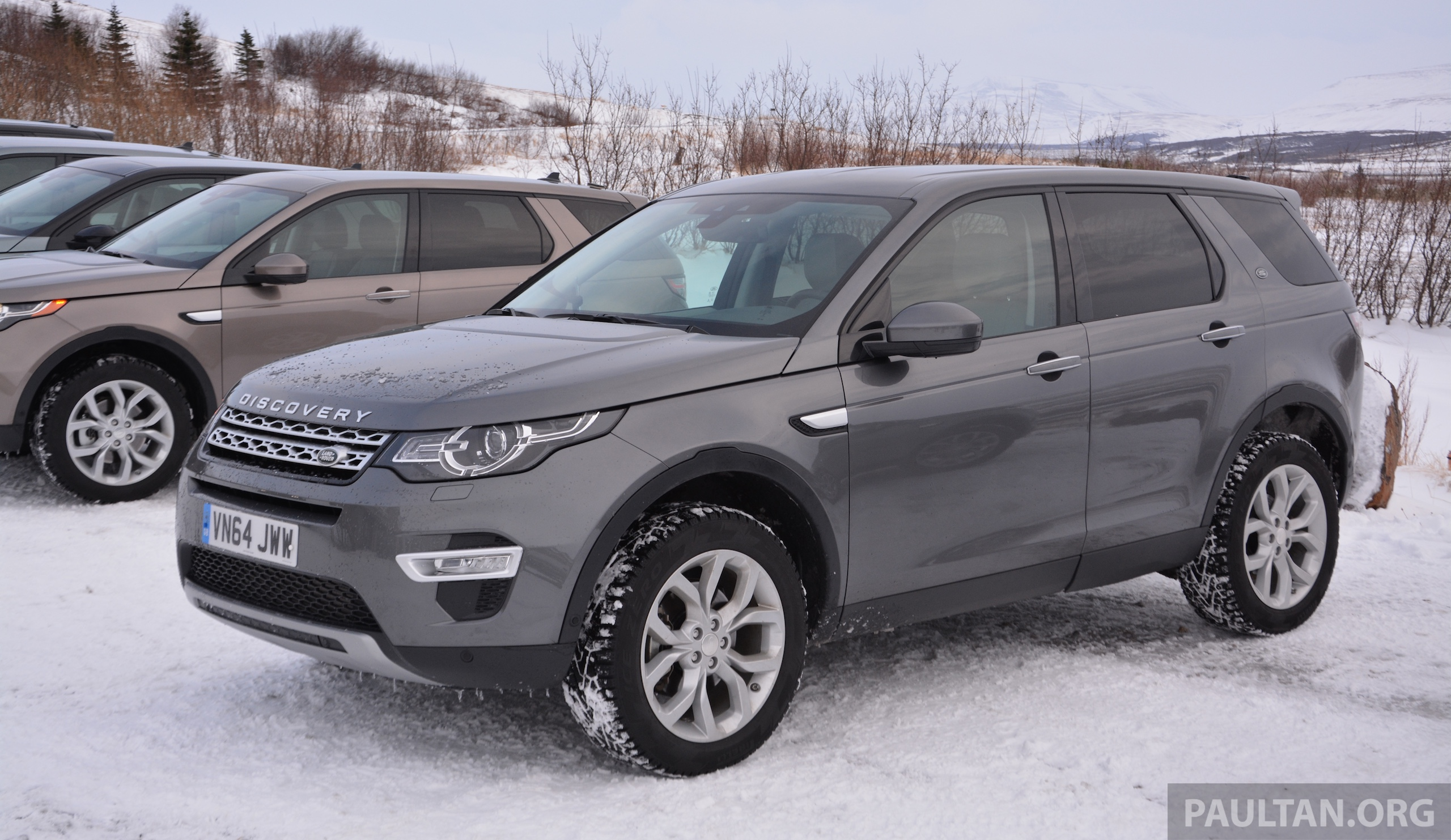 Land Rover Discovery Sport >> DRIVEN: L550 Land Rover Discovery Sport in Iceland Paul Tan - Image 344844