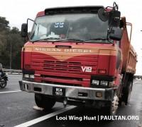Lorry driveshaft 2