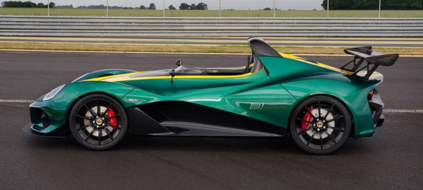Lotus 3-Eleven unveiled – fastest Lotus road car ever Image #354857