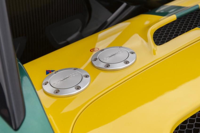 Lotus 3-Eleven unveiled – fastest Lotus road car ever Image #354860