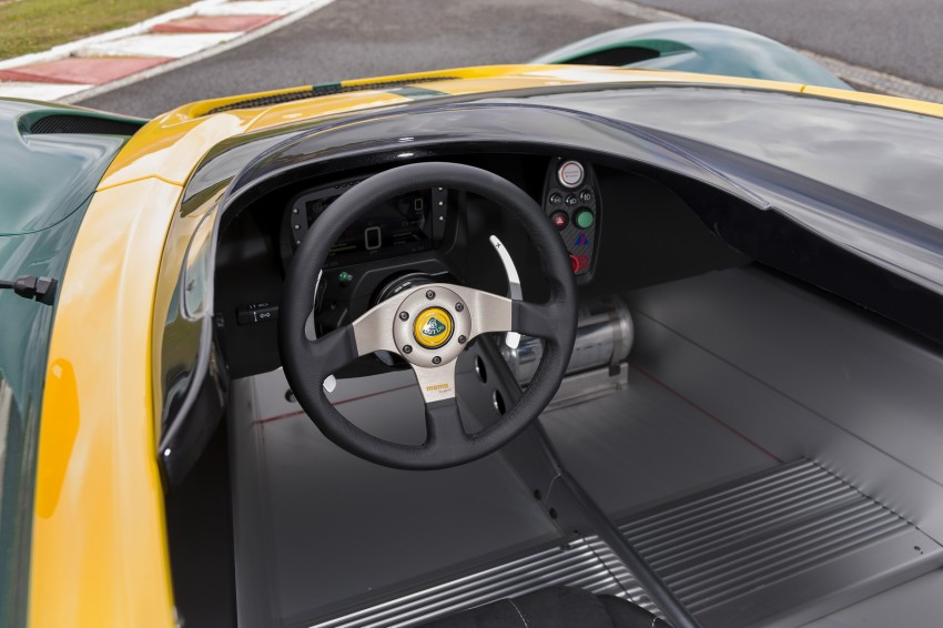 Lotus 3-Eleven unveiled – fastest Lotus road car ever Image #354862