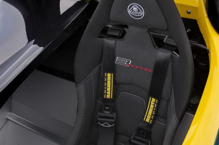Lotus 3-Eleven unveiled – fastest Lotus road car ever Image #354864