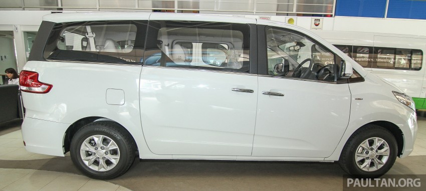 Maxus G10 – a RM120k MPV that can seat up to 11 Image #346079