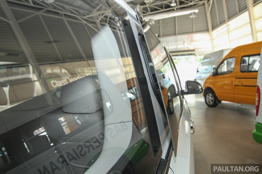 Maxus G10 – a RM120k MPV that can seat up to 11 Image #346078