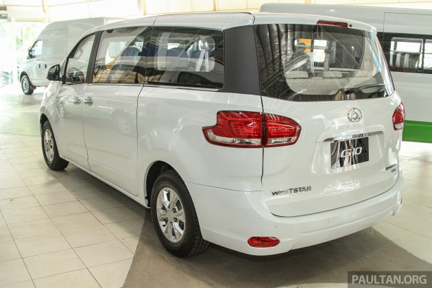 Maxus G10 Mpv Launched In Malaysia From Rm136k New 10
