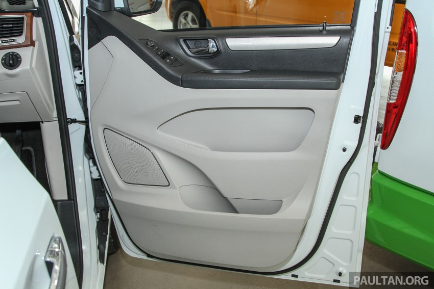 Maxus G10 – a RM120k MPV that can seat up to 11 Image #346121