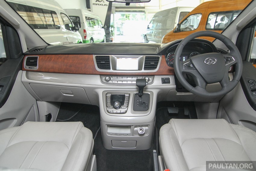 Maxus G10 – a RM120k MPV that can seat up to 11 Image #346095