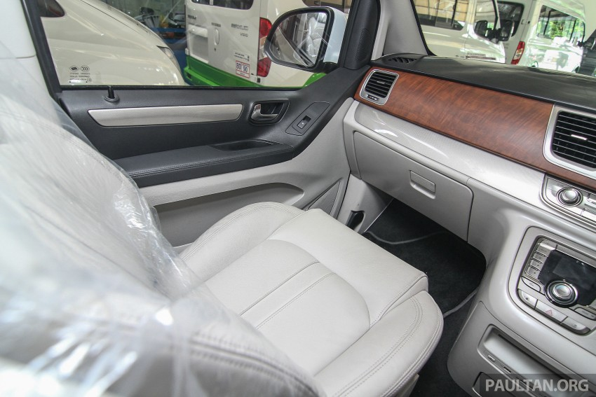 Maxus G10 – a RM120k MPV that can seat up to 11 Image #346096