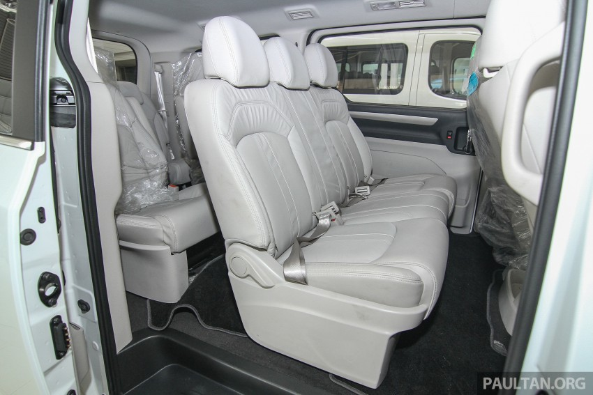 Maxus G10 – a RM120k MPV that can seat up to 11 Image #346093