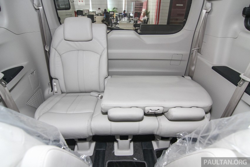 Maxus G10 – a RM120k MPV that can seat up to 11 Image #346086