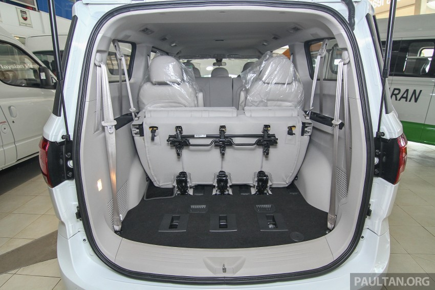 Maxus G10 – a RM120k MPV that can seat up to 11 Image #346084