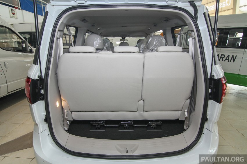 Maxus G10 – a RM120k MPV that can seat up to 11 Image #346085