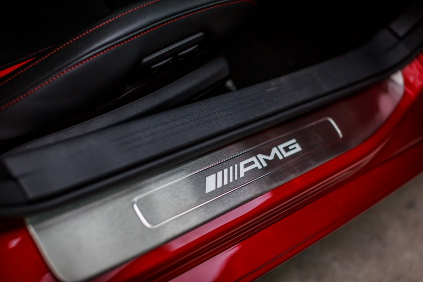 Mercedes-AMG GT S now in Malaysia from RM1.125mil Image #353784