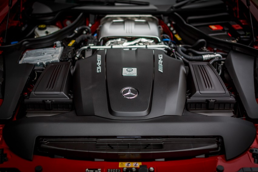 Mercedes-AMG GT S now in Malaysia from RM1.125mil Image #353788