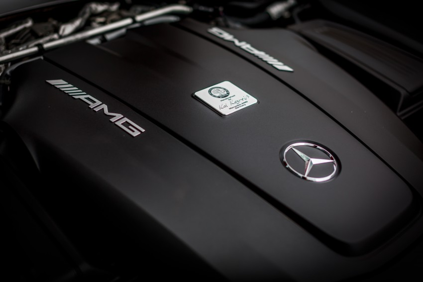 Mercedes-AMG GT S now in Malaysia from RM1.125mil Image #353789