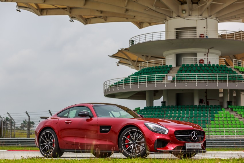 Mercedes-AMG GT S now in Malaysia from RM1.125mil Image #353765