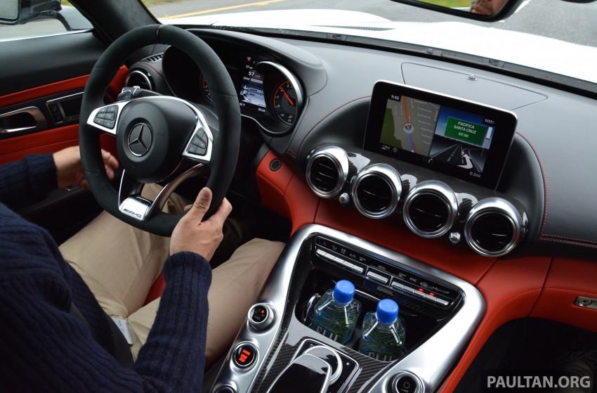 DRIVEN: Mercedes-AMG GT S at Laguna Seca Image #351542