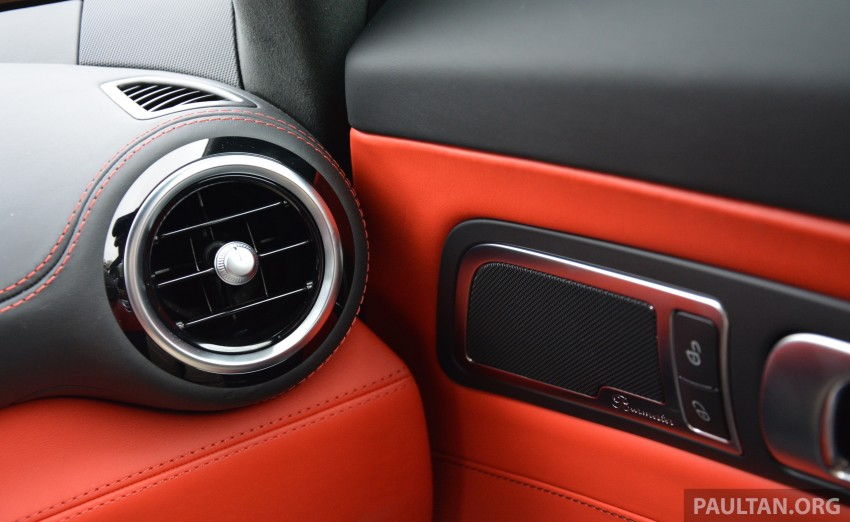 DRIVEN: Mercedes-AMG GT S at Laguna Seca Image #351543