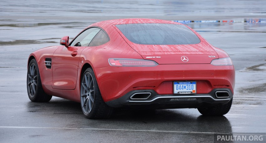 DRIVEN: Mercedes-AMG GT S at Laguna Seca Image #351544