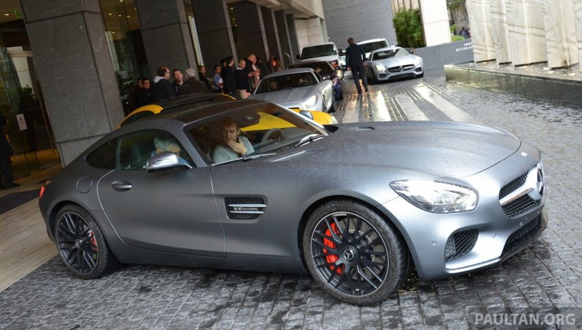 DRIVEN: Mercedes-AMG GT S at Laguna Seca Image #351545