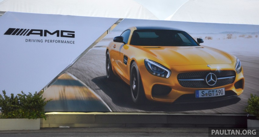 DRIVEN: Mercedes-AMG GT S at Laguna Seca Image #351546