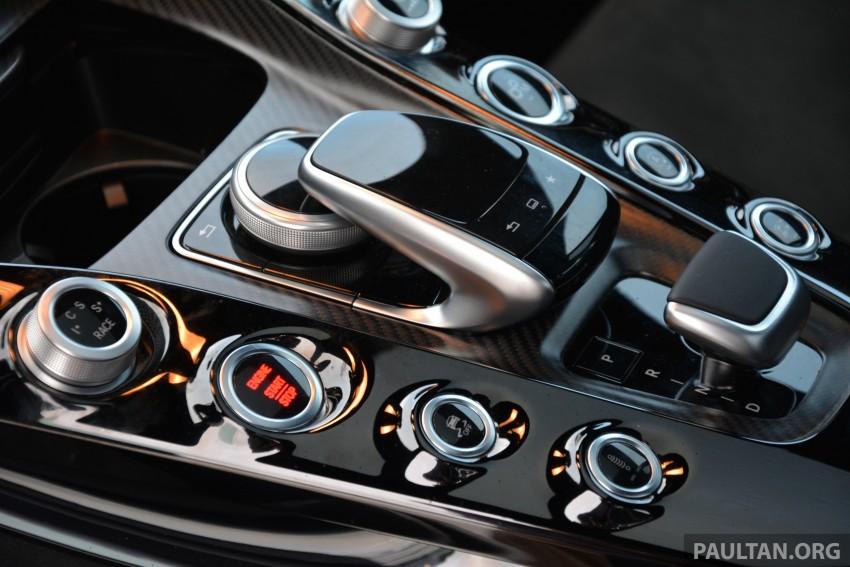 DRIVEN: Mercedes-AMG GT S at Laguna Seca Image #351550