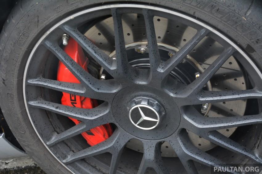 DRIVEN: Mercedes-AMG GT S at Laguna Seca Image #351559
