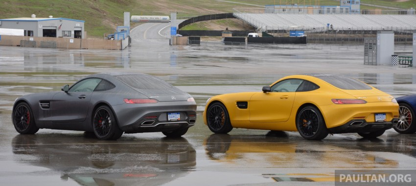 DRIVEN: Mercedes-AMG GT S at Laguna Seca Image #351563