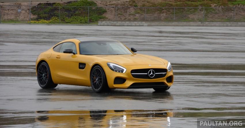 DRIVEN: Mercedes-AMG GT S at Laguna Seca Image #351566