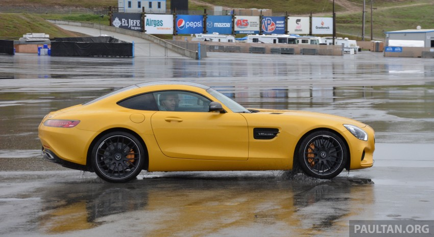 DRIVEN: Mercedes-AMG GT S at Laguna Seca Image #351567