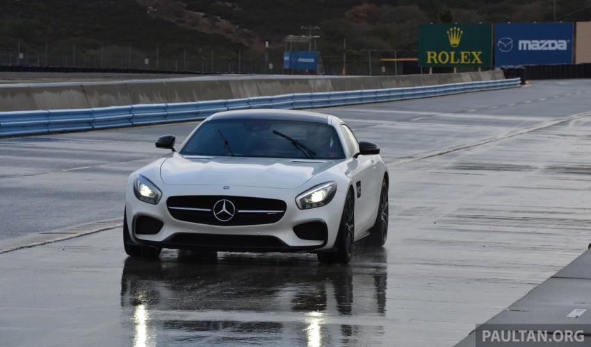 DRIVEN: Mercedes-AMG GT S at Laguna Seca Image #351570