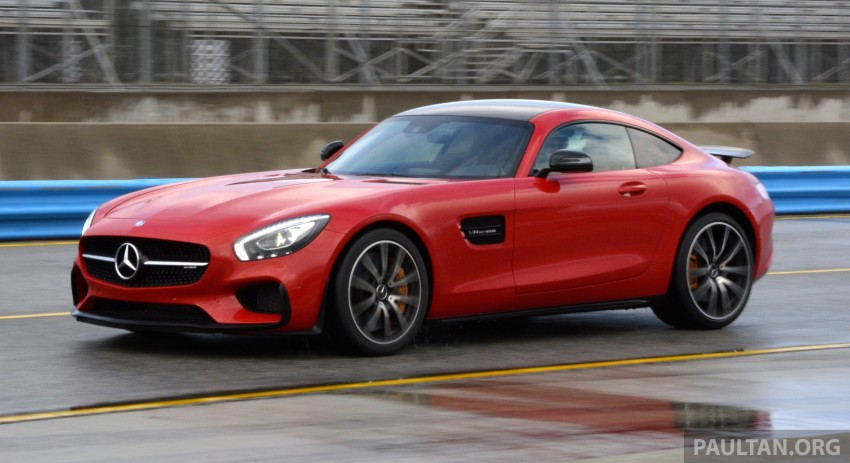 DRIVEN: Mercedes-AMG GT S at Laguna Seca Image #351535