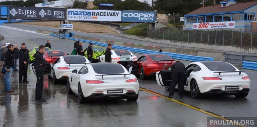 DRIVEN: Mercedes-AMG GT S at Laguna Seca Image #351572