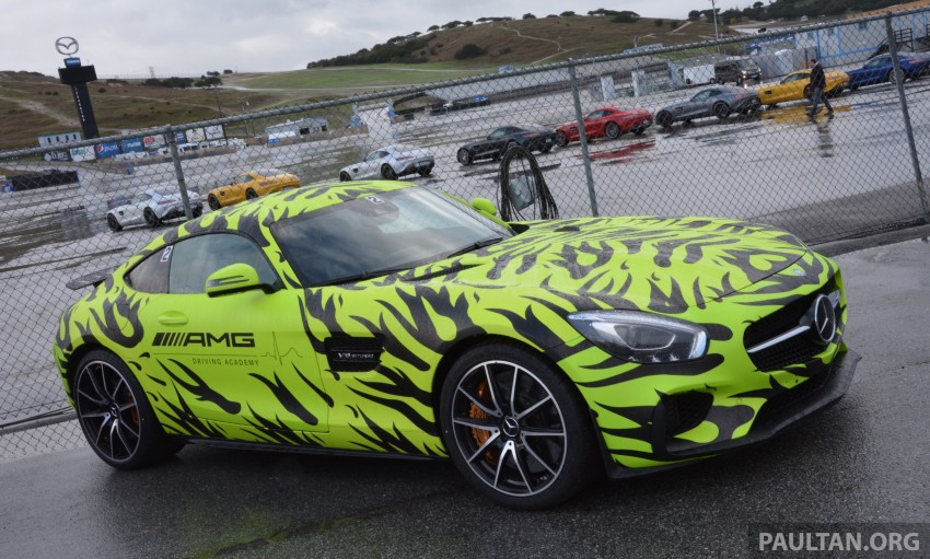 DRIVEN: Mercedes-AMG GT S at Laguna Seca Image #351573
