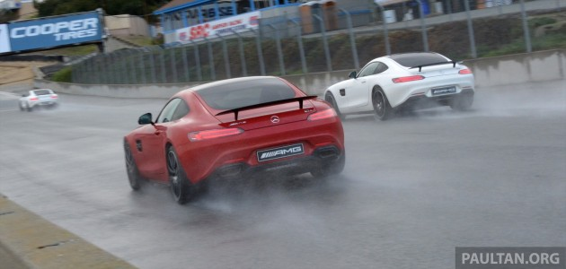 Mercedes-AMG GT S SF 44
