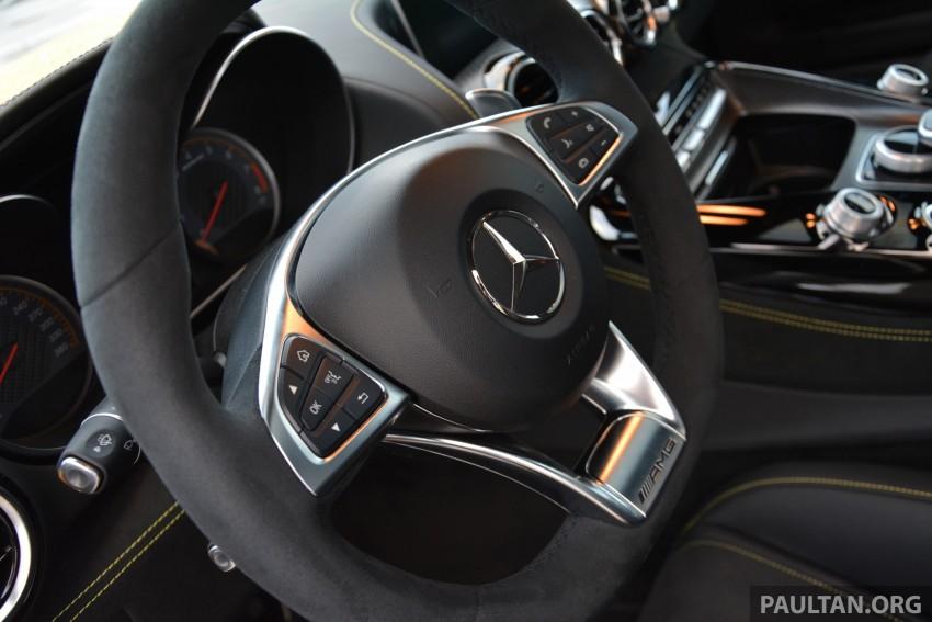 DRIVEN: Mercedes-AMG GT S at Laguna Seca Image #351579