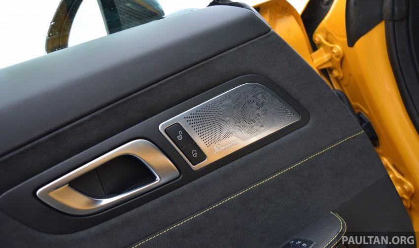DRIVEN: Mercedes-AMG GT S at Laguna Seca Image #351581